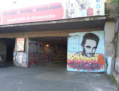 Street art e Memorials per chi è morto in strada